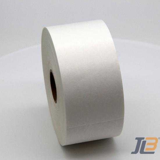Repulpable White Gummed Paper Tape