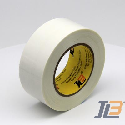 High Strength White Strapping Filament Tape JLT-607D