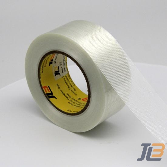 Mono-Directional Clean Removal Filament Tape